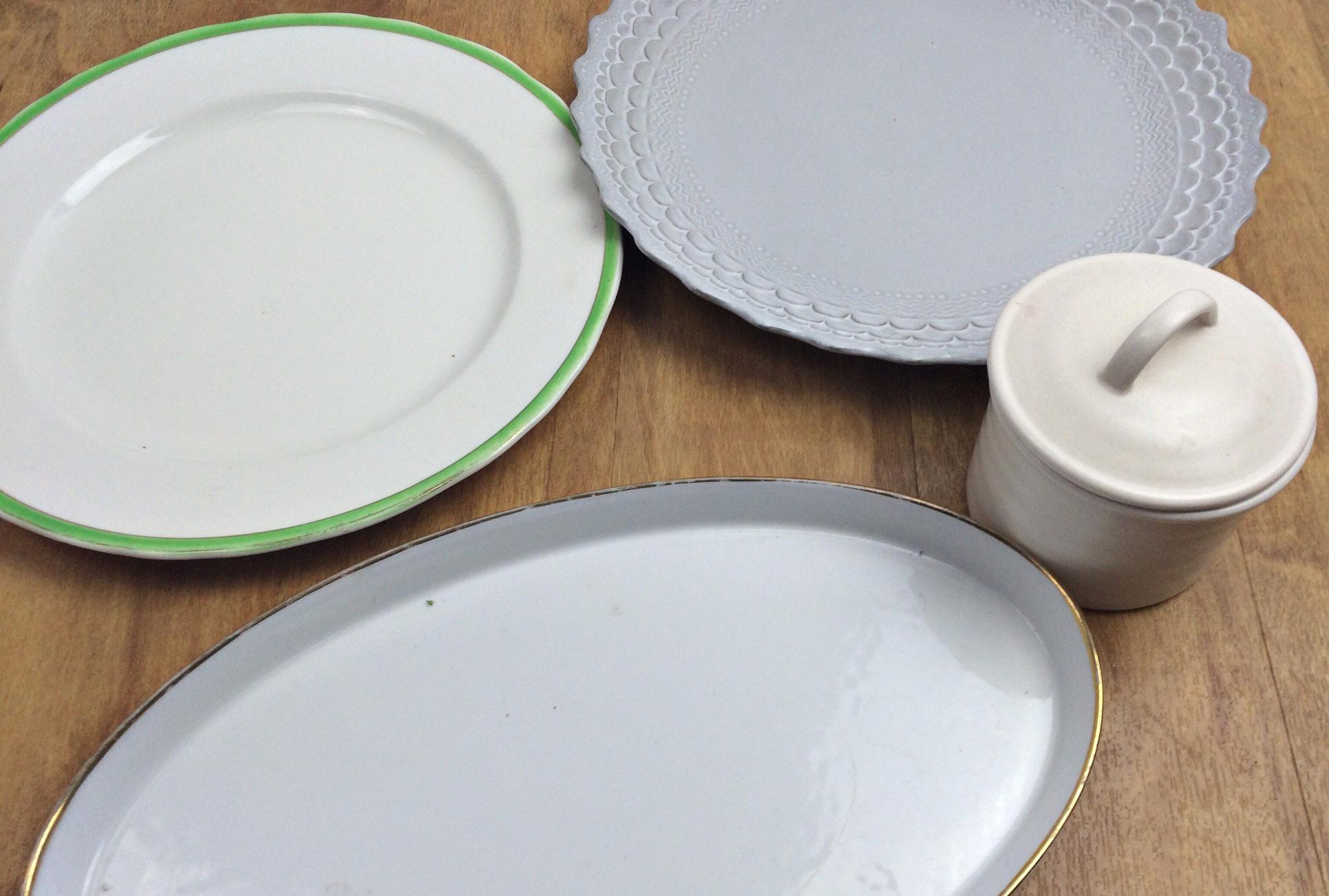 raw ceramics