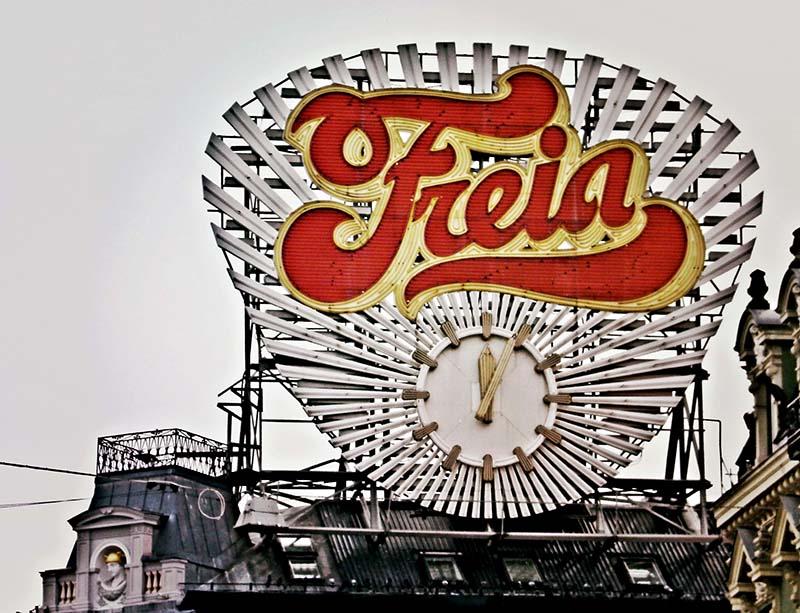 Freia Sign Oslo