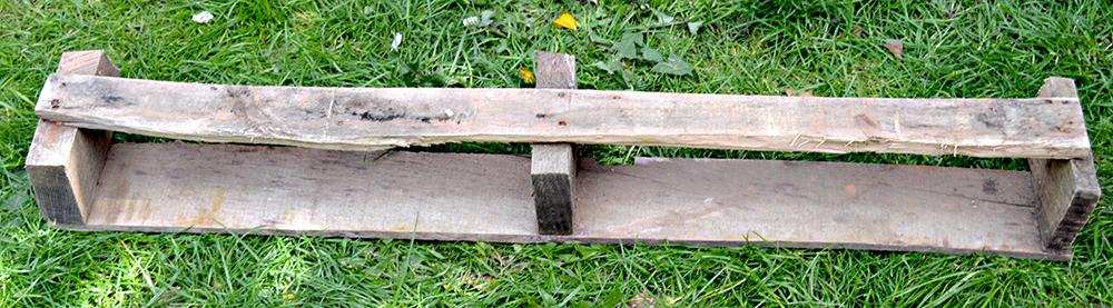 cut pallets