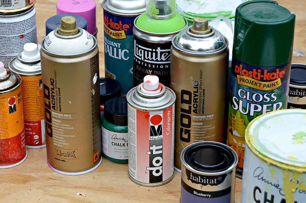 What To Make Out Of Old Paint Cans