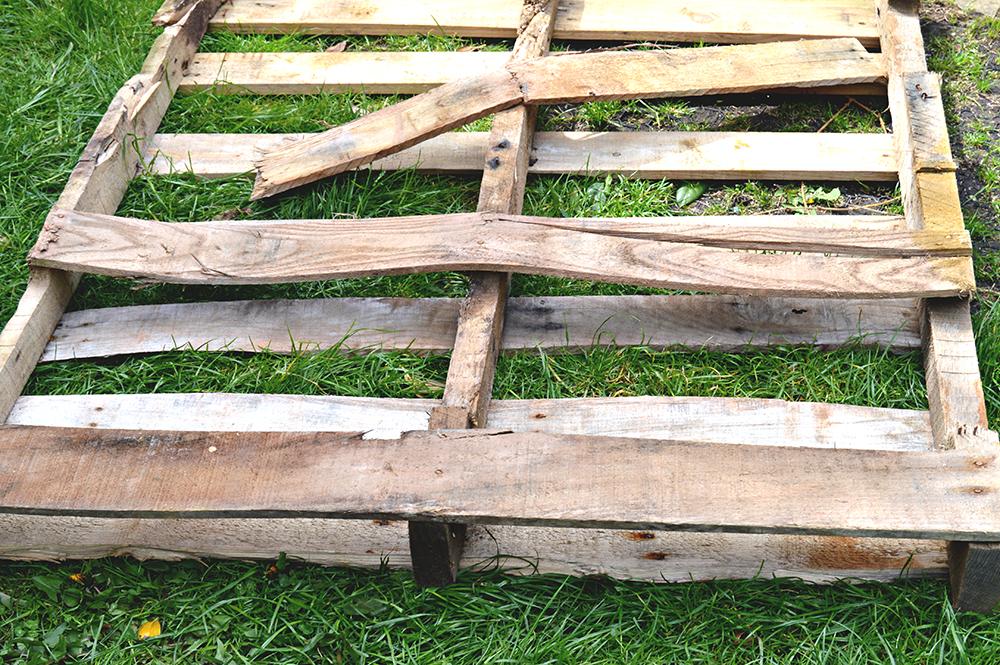pallets raw