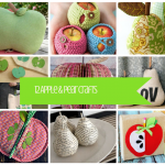 12 Great Apple & Pear Crafts