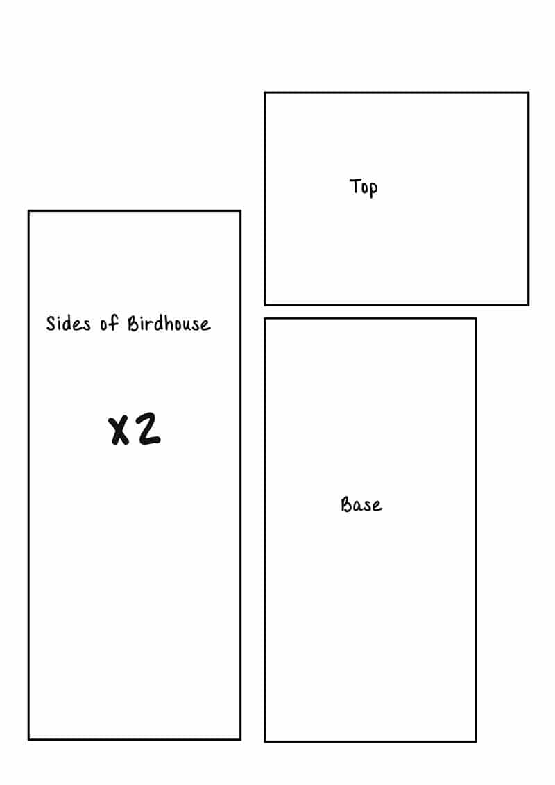 birdhouse template 2