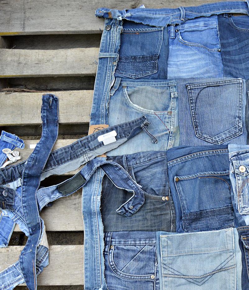 Creating a waistband trim