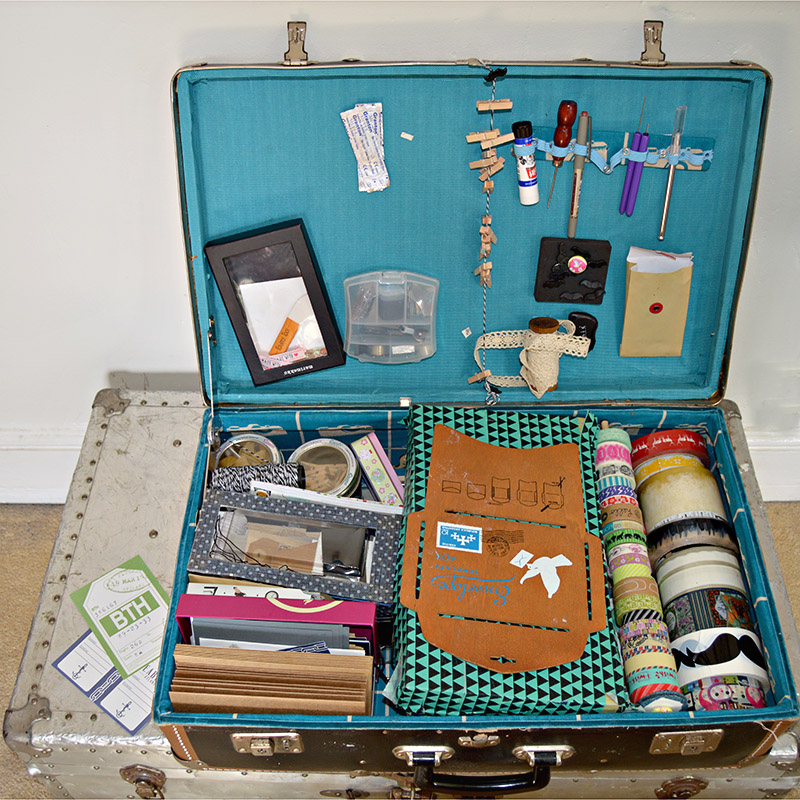 Stationery Suitcase