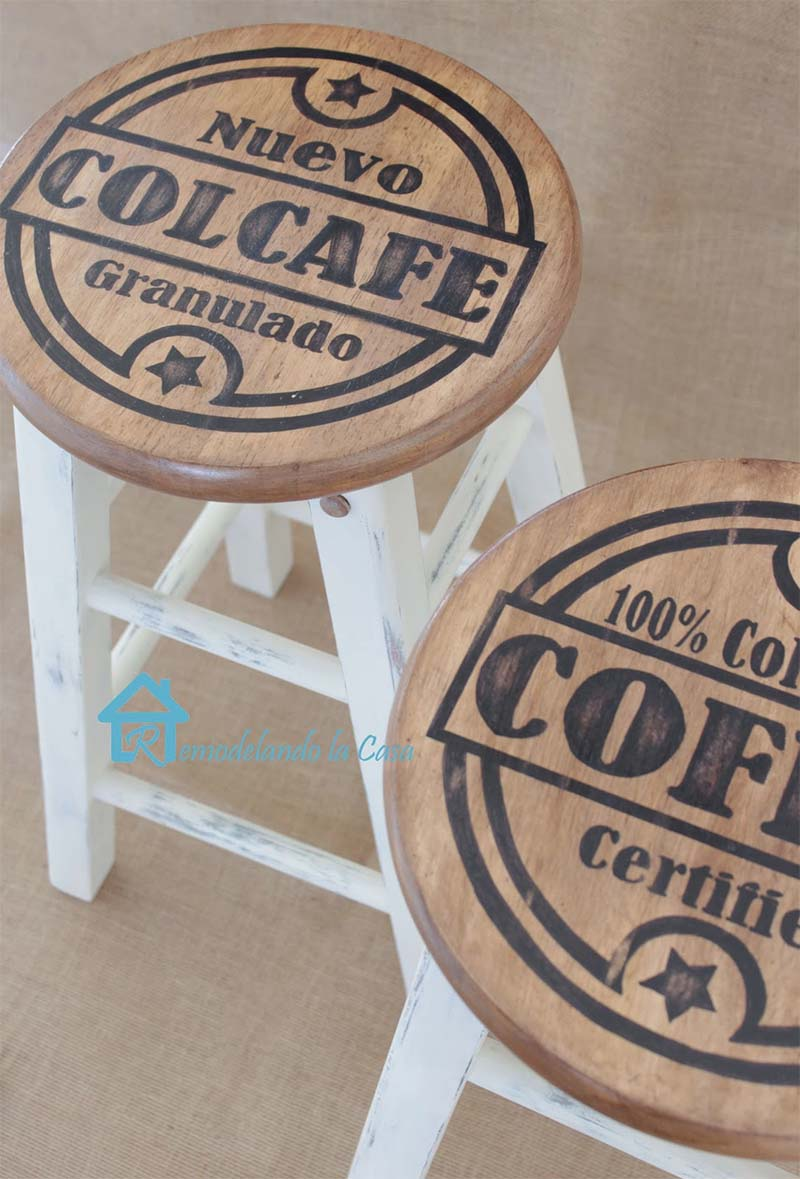 Coffee stool