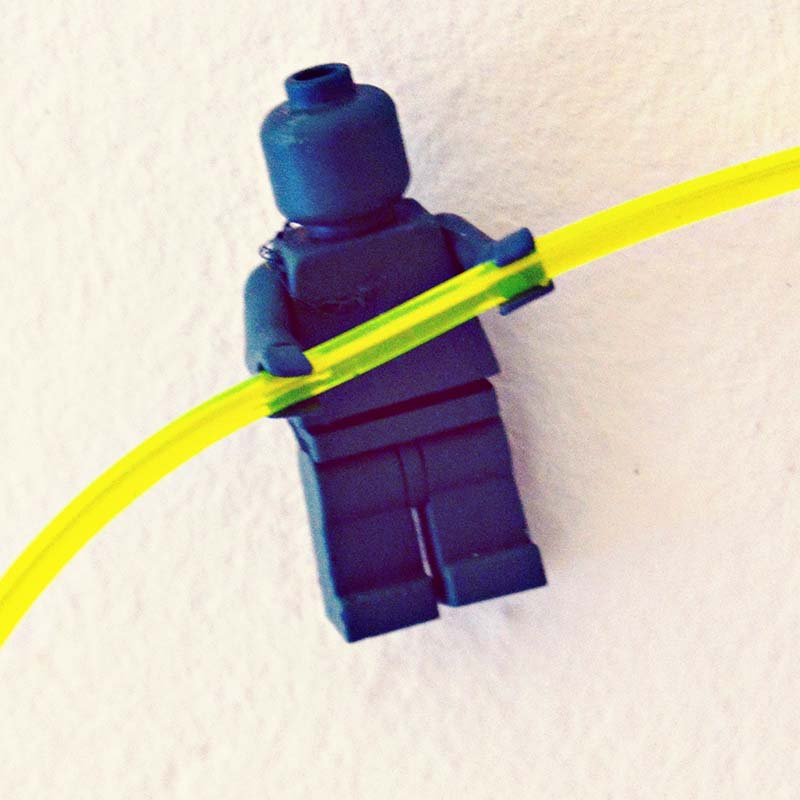 Lego Figure Push Pin