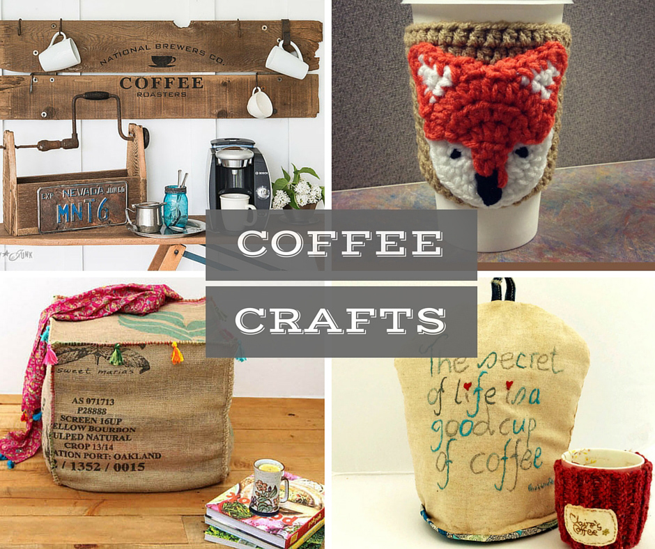 Fantastic coffee crafts -
