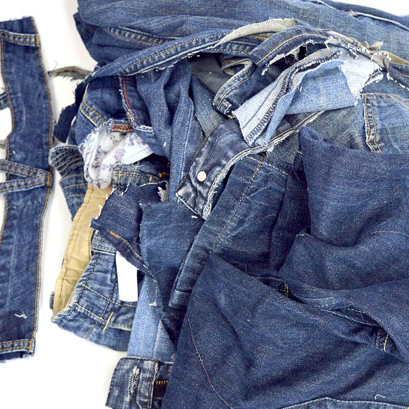 jeans stash