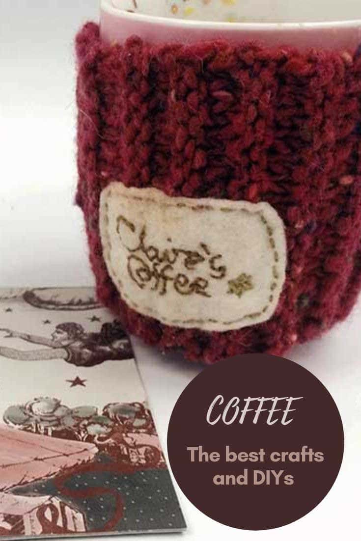 the best coffee crafts and Diys