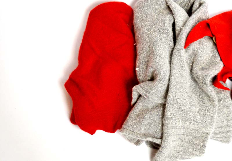 Felted sweaters