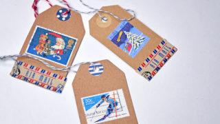 DIY Stamp tags