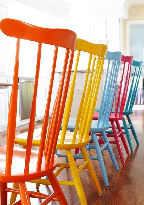 12 Rainbow Home Decor Ideas Pillarboxblue