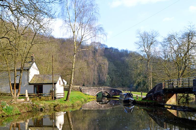 Consall Valley UK