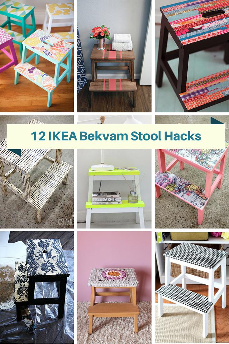 12 ikea bekvam stool ideas pillar box blue - Ikea portaspezie bekvam ...