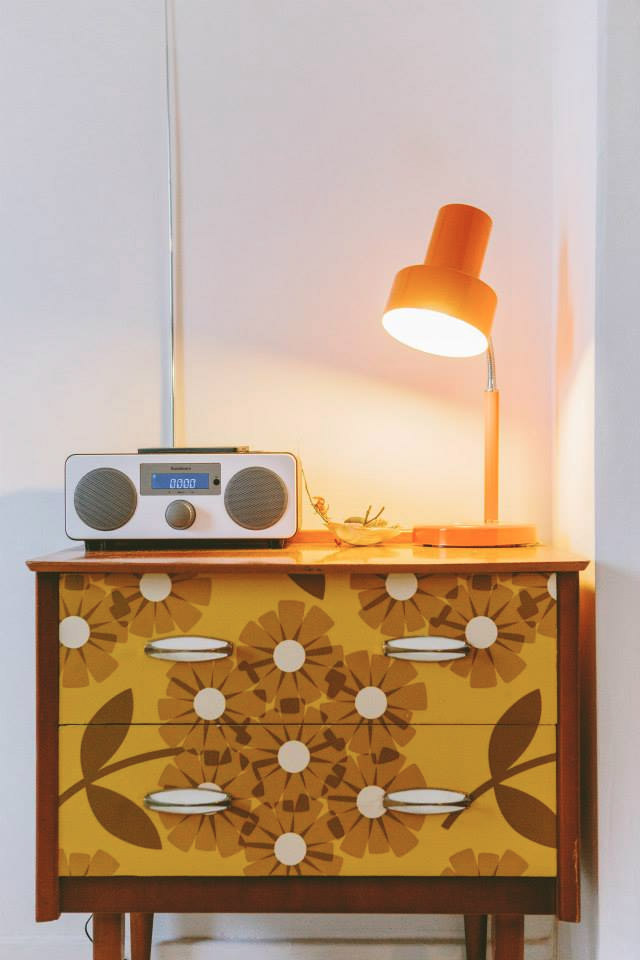 12 Fantastic Orla Kiely crafts and home DIY's