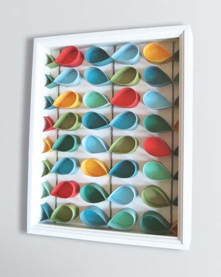 12 Fantastic Orla Kiely inspired crafts and diy's for the home.