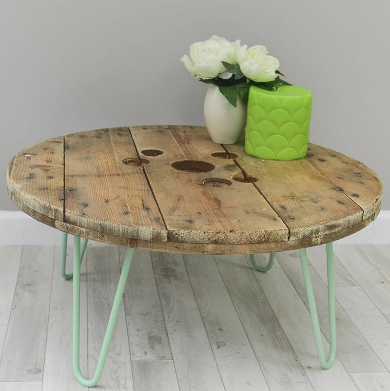 hairpin legs awesome diy furniture ideas pillar box blue. Black Bedroom Furniture Sets. Home Design Ideas