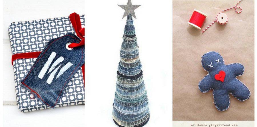 Exceptional Denim Christmas Decorations U2013 Favourite 5