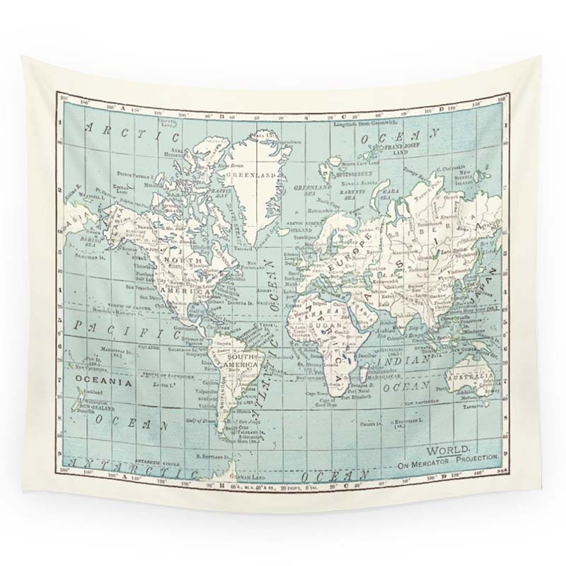 Map themed gift guide