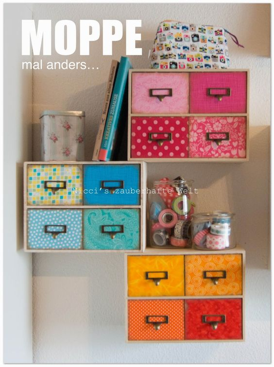 unique ways to do an Ikea Moppe Hack