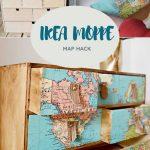 IKEA Moppe Map hack