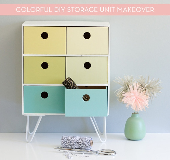 This Maybe A Bit Bling For Me But It Is Fabulously Unique Ikea Moppe Mini Drawers Hack Definately The Pimp Those After That High End