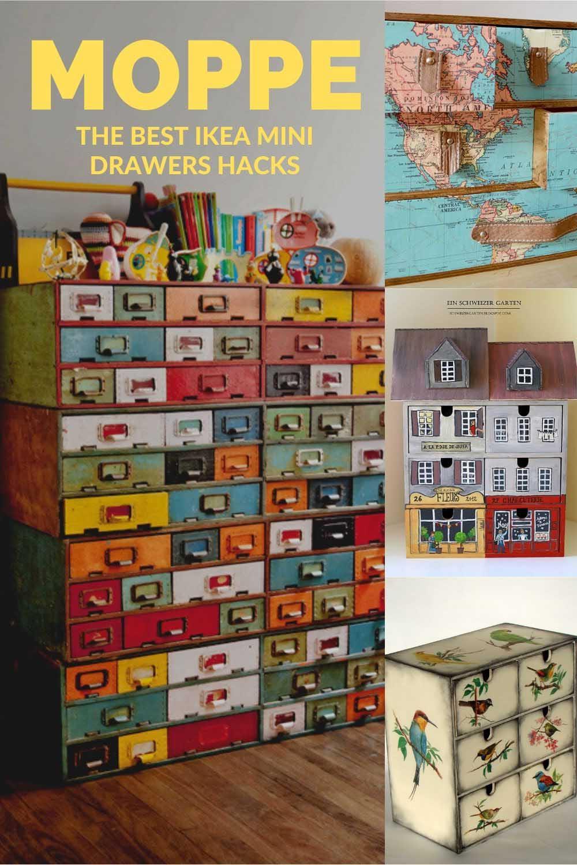 Ikea Moppe Hacks