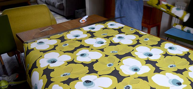 measuring wallpaper for tabletop