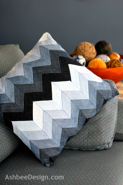 chevron-pillow-old-jeans