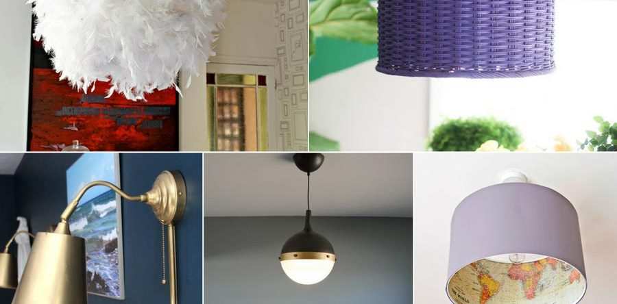 15 The Most Unique Ikea Lamp Hacks Pillar Box Blue