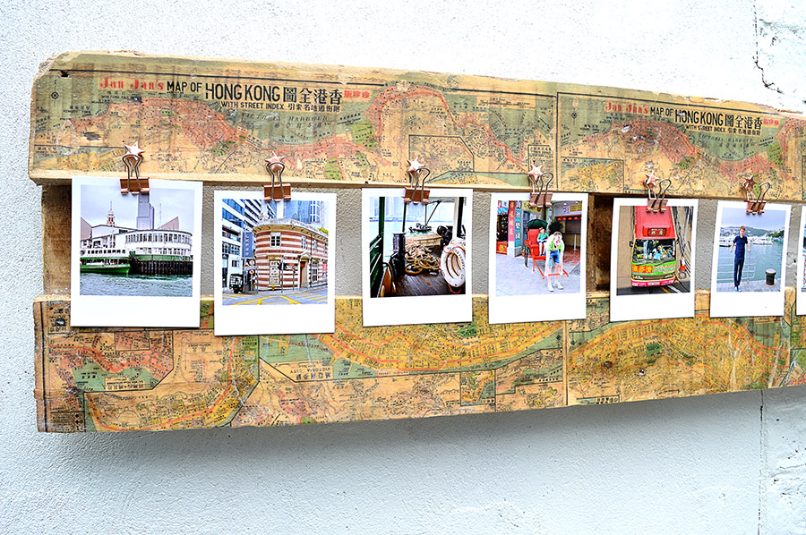 map pallet frame