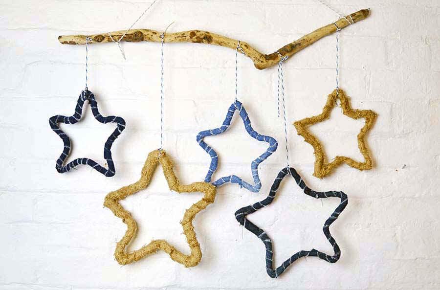 Learn How To Make Simple Gorgeous Rustic Stars