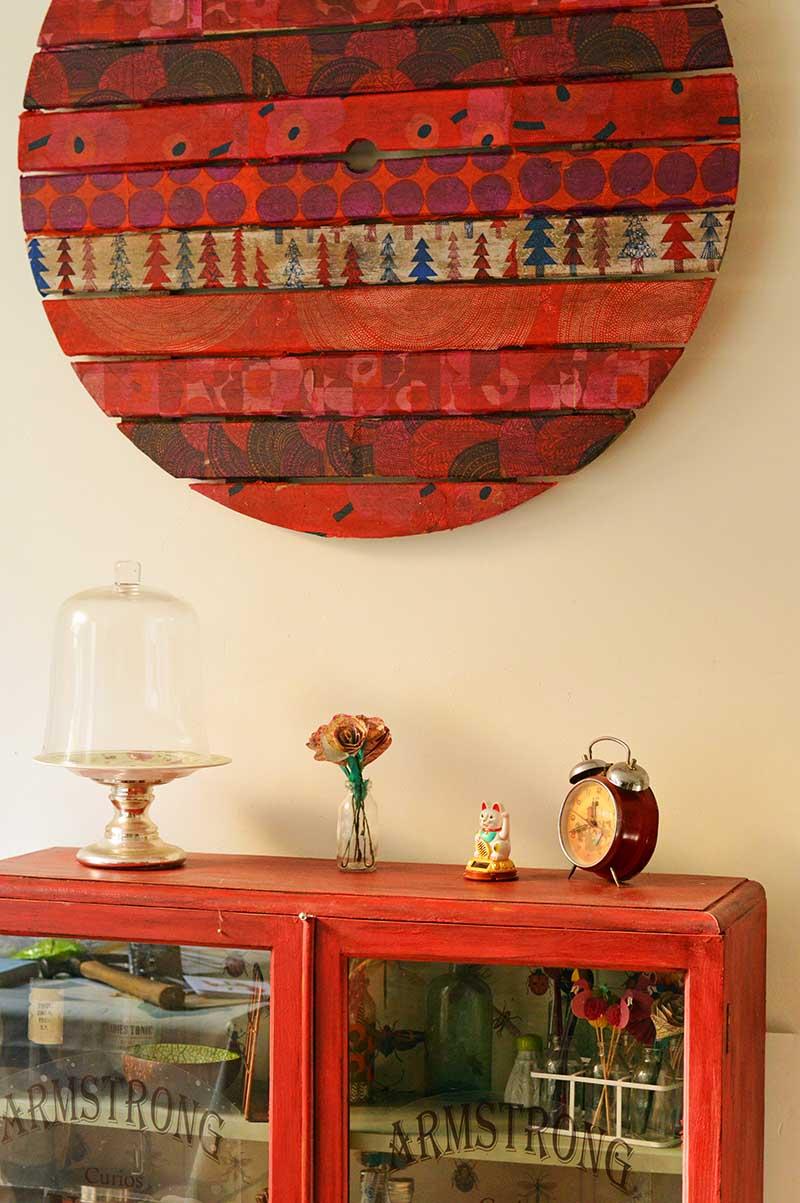 Marimekko tabletop art