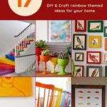 17 rainbow decor ideas