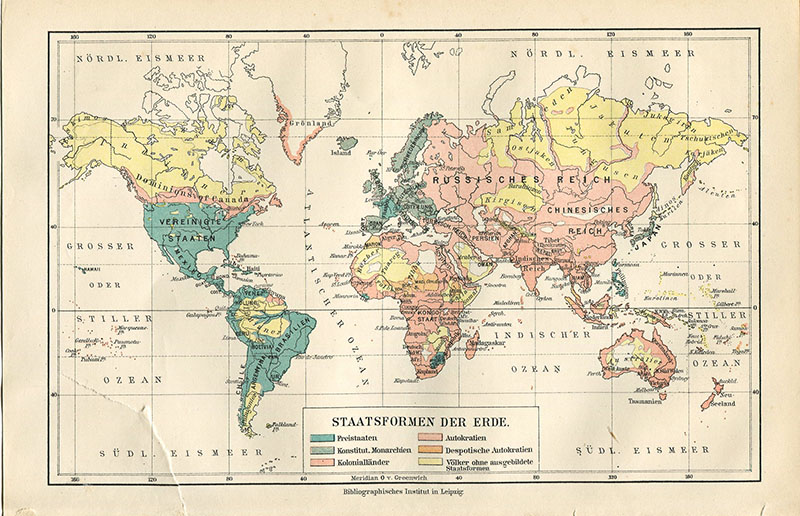 photo about Printable Vintage Maps named Excellent Free of charge Printable Basic Maps In the direction of Obtain - Pillar