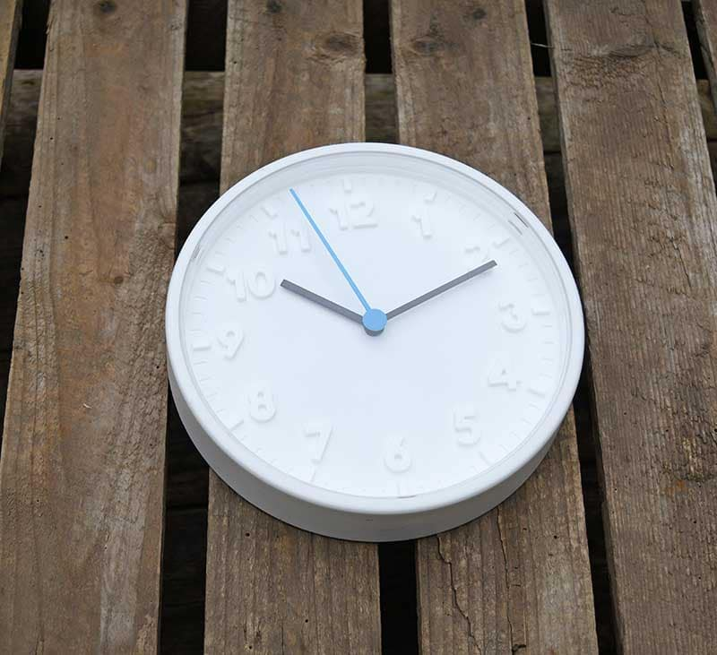 IKEA stomma clock before hack