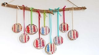 Marimekko Nordic Christmas Decorations