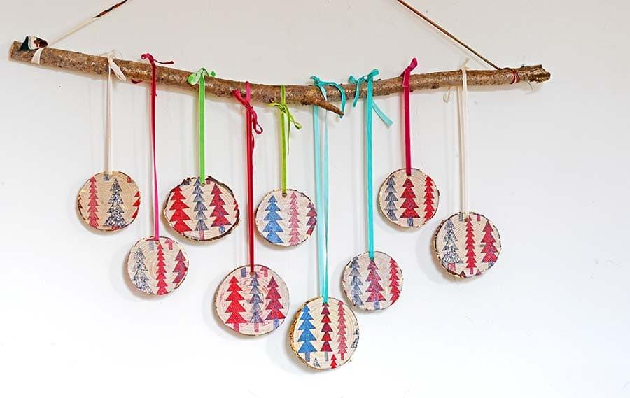 Marimekko Nordic Christmas Decorations
