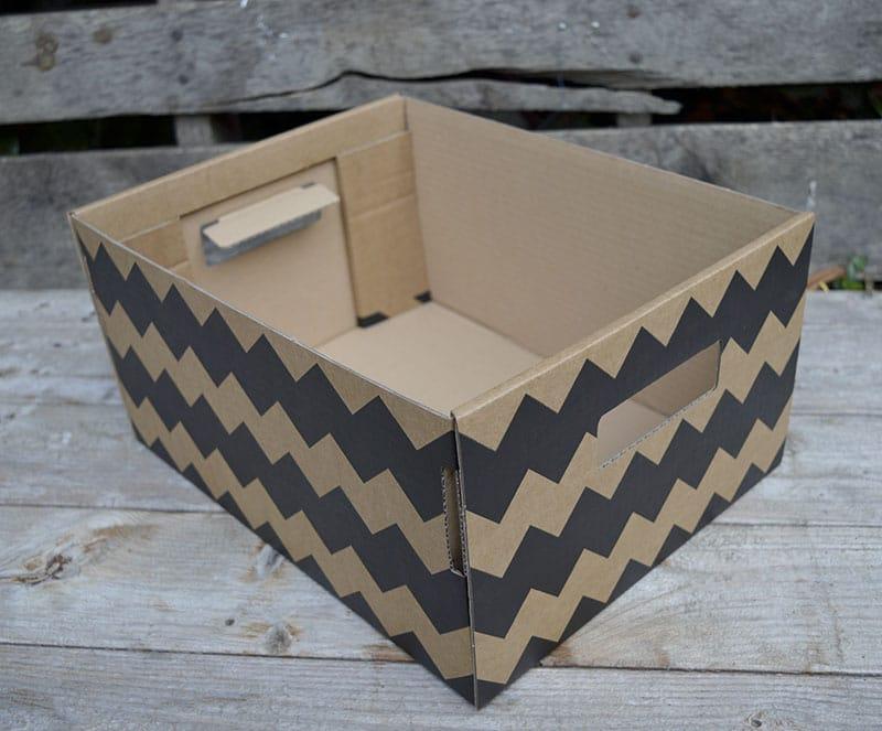 Ikea pingla box
