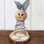Junk Spring Bunny