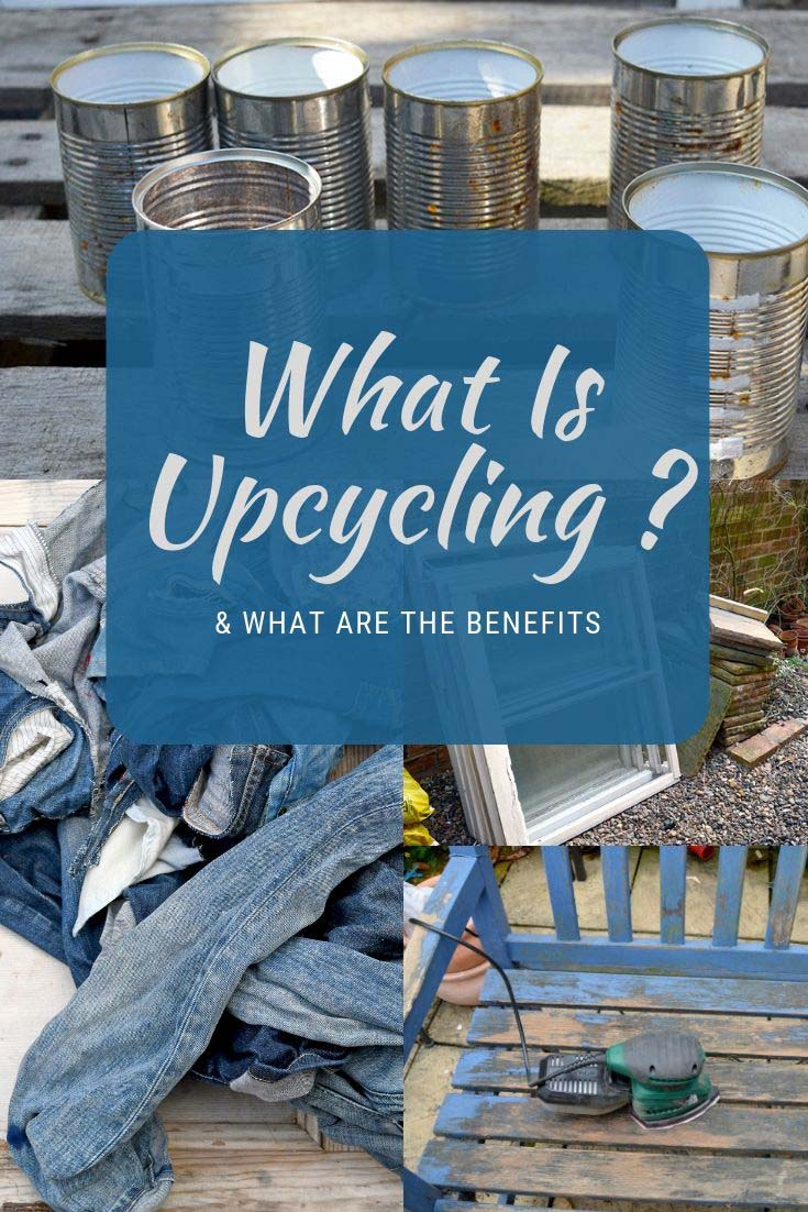What Is Upcycling pin