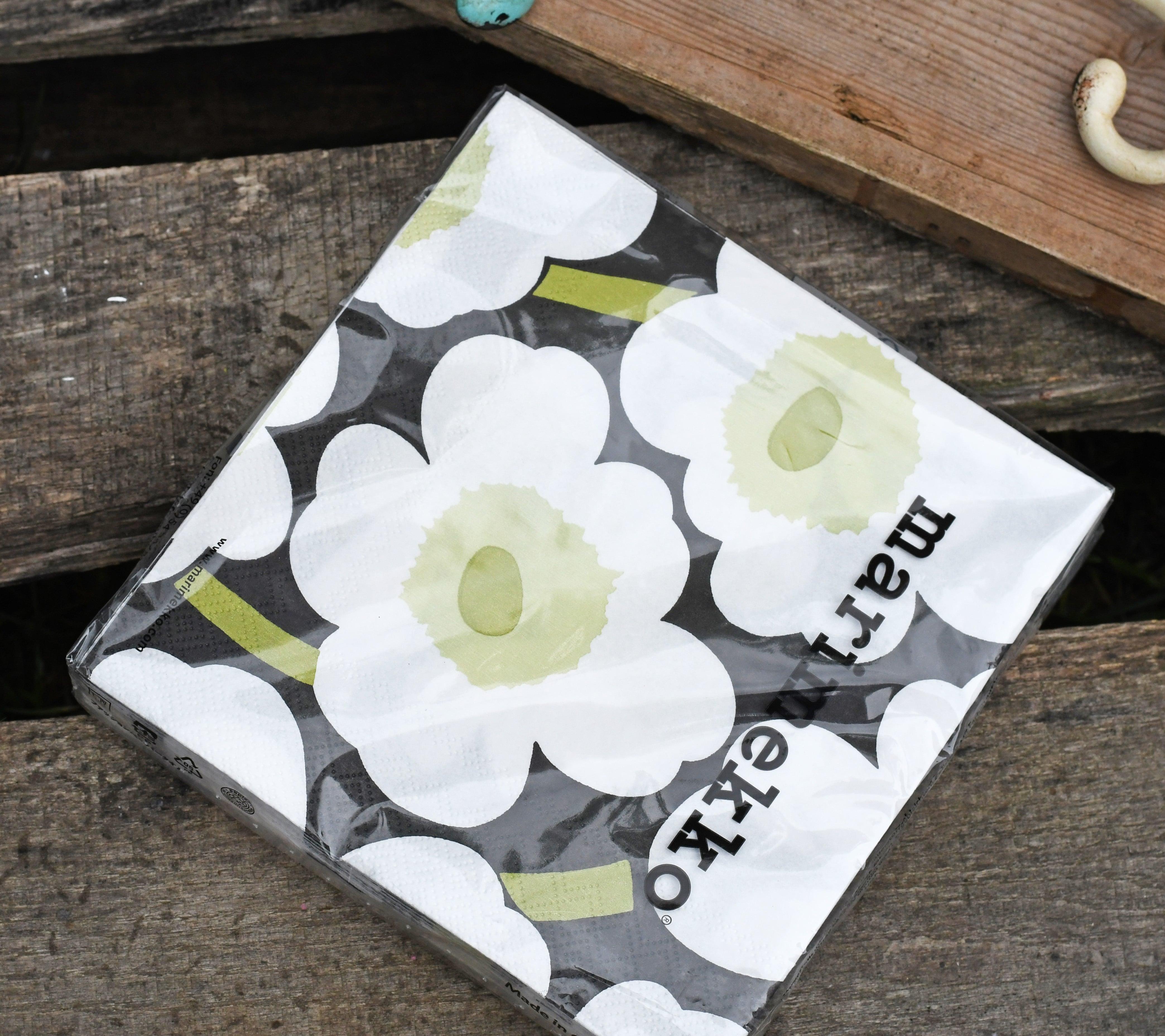 Marimekko paper napkins UNIKKO