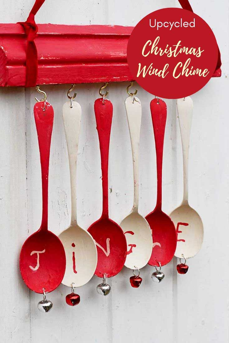 Jingle Christmas wind chime