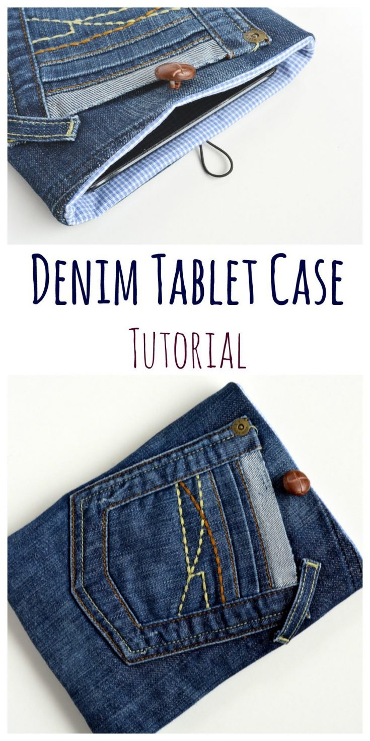 DIY Tablet Case – Quick DIY Gift
