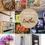 upcycling leather