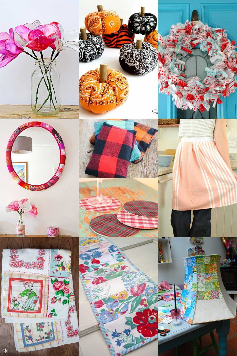 Upcycling Cotton fabrics