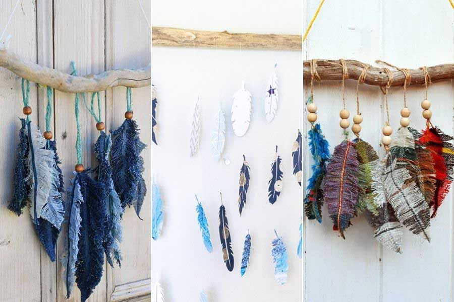 best feather crafts