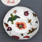 How to make a paper mache decoupage bowl