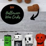repurposed wine cork craft